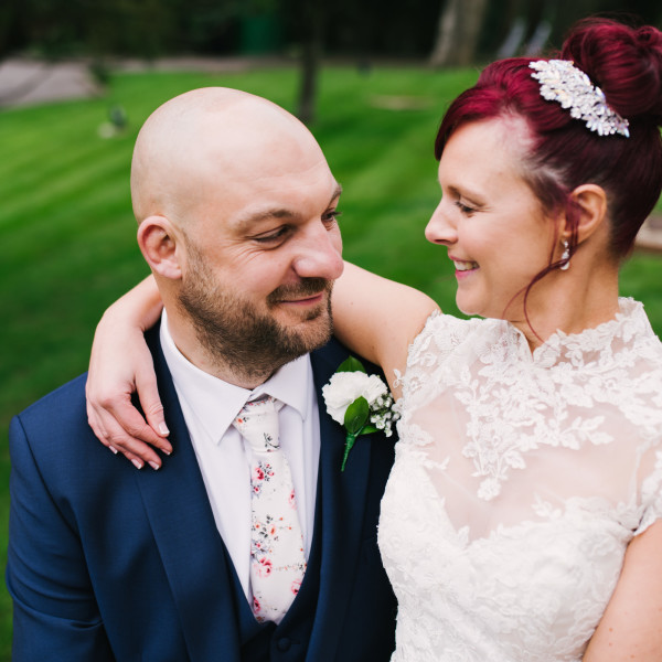 Nikki & Steven got married! - De Courceys Wedding - Cardiff Wedding Photographer.