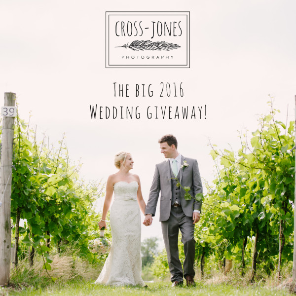The Big Wedding Day Photography Giveaway!