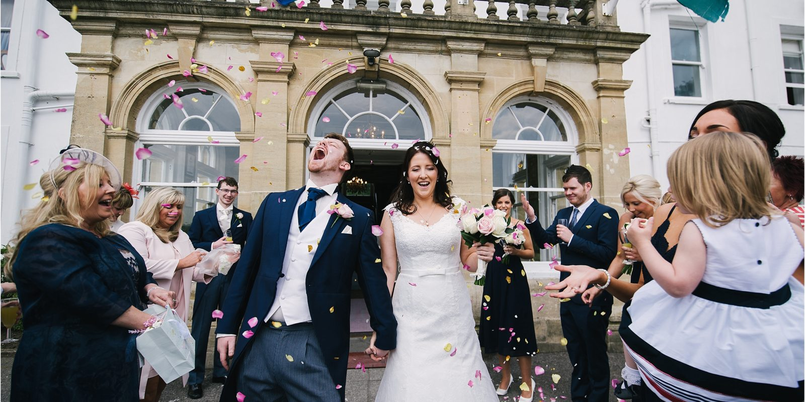 South Wales Wedding Photographer - Court Coleman Manor