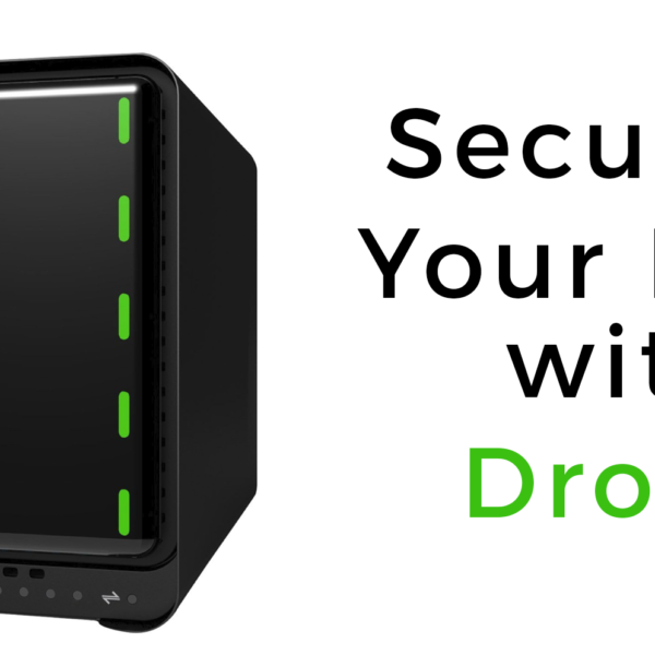 Securing your data with Drobo - Backups for photographers